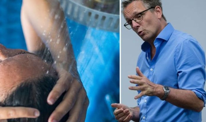 Why is a cold shower good for you? Dr Mosley reveals why you should have one daily