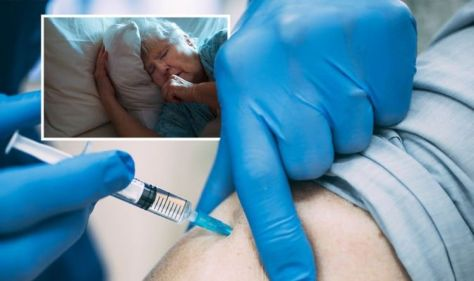 Covid vaccine side effects: Four reasons to see your healthcare provider 'right away'