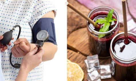 Beetroot juice shown to significantly lower high blood pressure