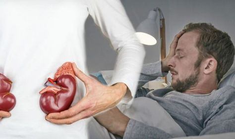 Kidney cancer: The lesser-known danger sign found in the way you sleep warning of risk