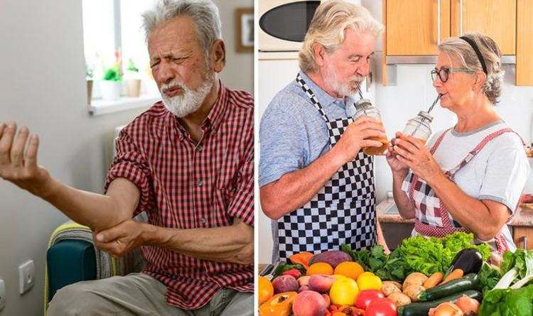 Arthritis warning: Fruit juices can trigger painful and inflamed joints