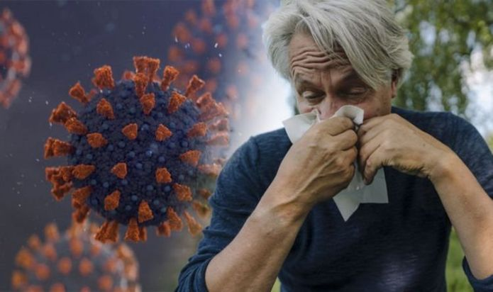 Delta Covid symptoms: Three signs of hay fever now the most common signs of variant
