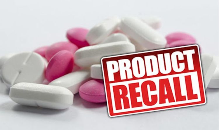 Co-codamol tablets recalled: Users asked to check packaging after safety concerns