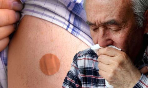 Covid vaccine: The symptom of COVID-19 'only in people who've been vaccinated'