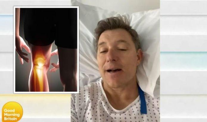 Ben Shephard health: Good Morning Britain host in hospital following injury - symptoms
