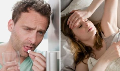 Best ways to cure a hangover - 4 things to do before bed and in the morning
