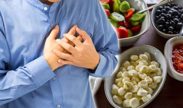 Heart attack: One of the best diets to help reduce your risk of the deadly condition