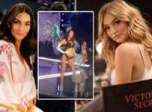 Victoria's Secret Fashion Show 2017 PICTURES: Bella Hadid in sexy underwear on catwalk images 1