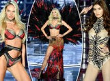 Victoria's Secret 2017: SHOCK news confirms THIS model is hanging up her Angel wings images 0