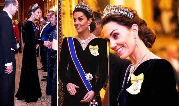 Kate Middleton jewelry thriller solved: Obscure new ring and earrings recognized 1216455 1
