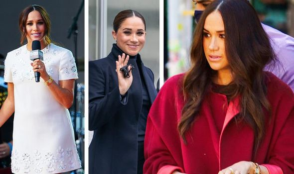 'Meghan Markle's taken back control' - What the Duchess of Sussex's NY outfits really mean