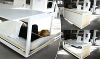 DESK-BED is the answer to ALL your (bosses) dreams ...