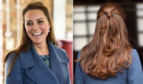 Kate Middleton Steps Out With Grey Hair Is It Safe To Dye