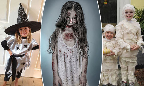 DIY Guide To Making Childrens' Halloween Costumes