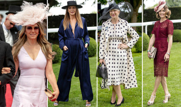 Epsom Derby 2018 Worst And Best Dressed Led By