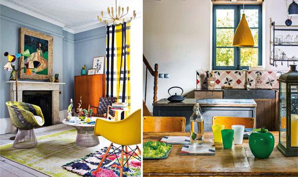 Modern retro home design 2016 | Style | Life & Style ...