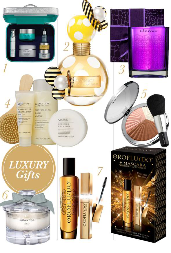 Luxurious Christmas Gifts