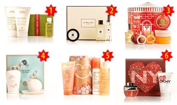 Christmas Beauty Gift Sets