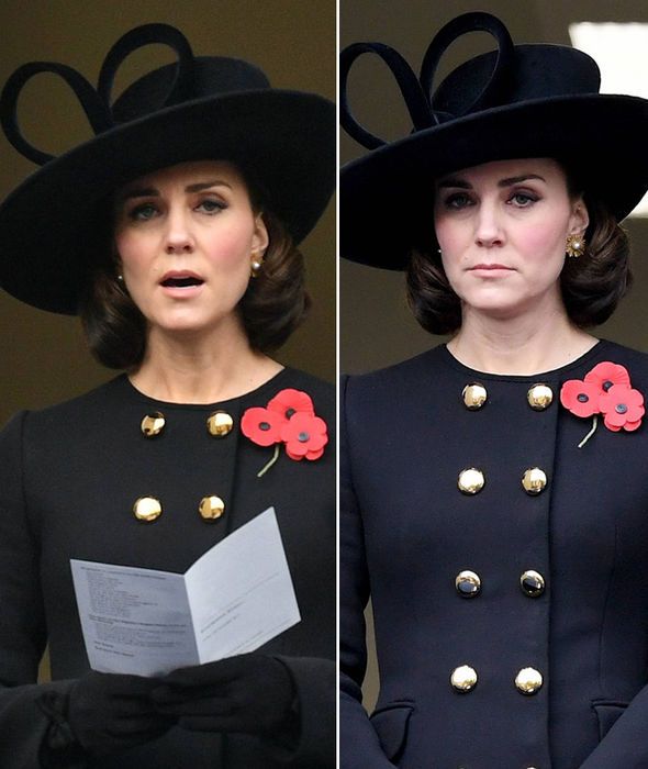 Awesome! Kate Middleton News: Pregnant Duchess Conceals Baby Bump At Remembrance Sunday Service
