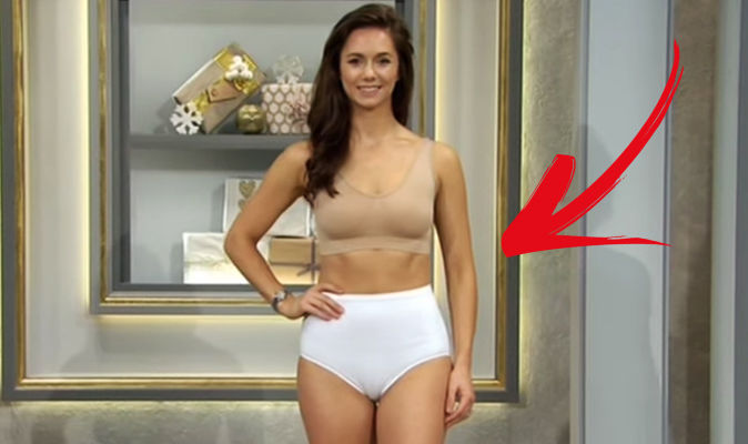 Pub Cute Live Wallpaper And Backgroundd Qvc Underwear Ad Causes A Storm Thanks To This Very