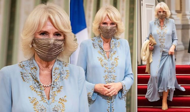 Camilla 'exquisite' with Charles in Greece: 'Stunning dress worn so elegantly'