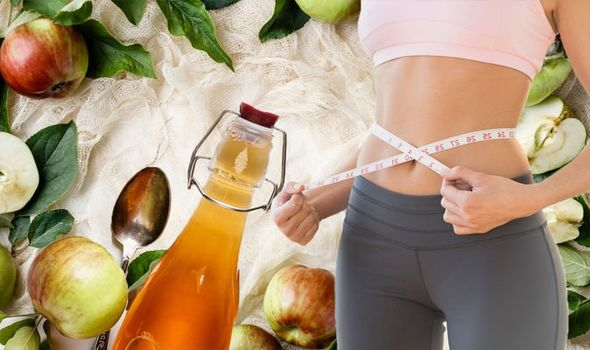 Weight reduction: Professional recommends 'two tablespoons' of apple cider vinegar a day 1216294 1