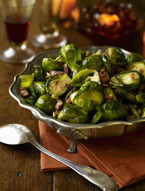 Brussels sprouts  Superfood diet: Make the most of what you eat with these tips | Diets | Life & Style BRUSSELS SPROUTS 906395