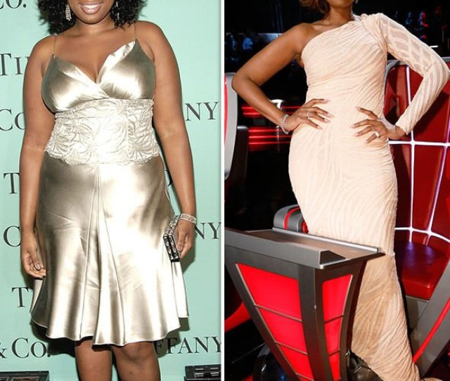 Jennifer Hudson Lost A Total Of 80 Pounds