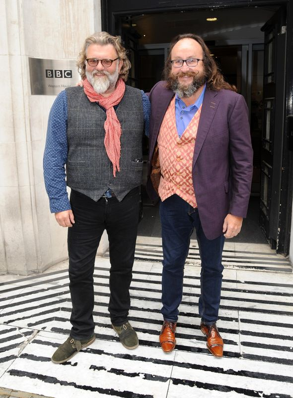 Lord and myres have introduced various cookery series on tv for. Hairy Bikers weight loss: Diet plan that helped Si and ...