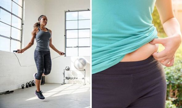 Benefits of jumping rope for weight loss