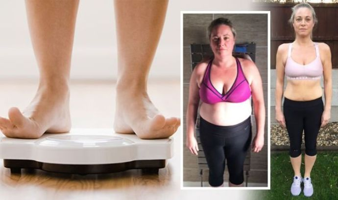 Image result for weight loss in one month