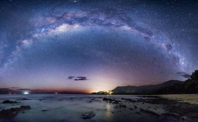 Photographer Captures Milky Way As Seen From Around The
