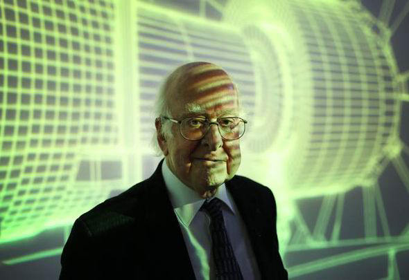 Peter Higgs predicted the existence of the God particle in 1964