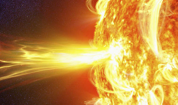 Image result for solar flare