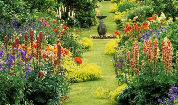 alan titchmarsh on planning a great garden