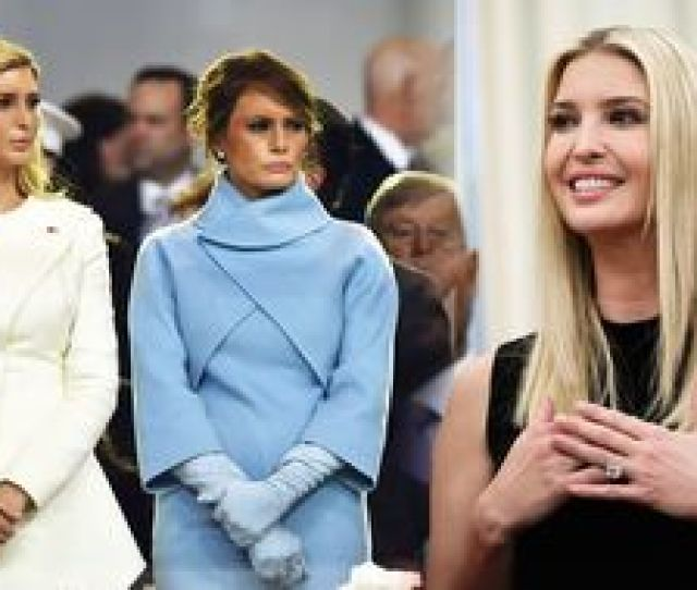 Ivanka Trump News How Old Is She How Does This Compare To Melania