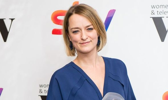 Laura Kuenssberg web price: The staggering BBC wage of Kuenssberg and husband 1216490 1