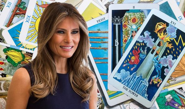Melania Trump tarot: First Woman to face 'tough months forward' except she does this