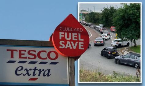 What time do Tesco, Asda and Morrisons petrol stations open?