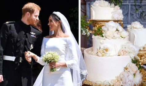 Meghan Markle and Harry purposely broke royal tradition with wedding cake 'They knew'