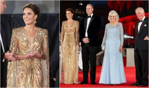 'Jaw-droppingly stunning': William 'couldn't believe his eyes' at wife Kate Middleton