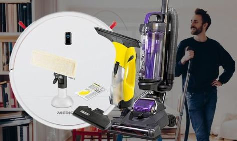 DEAL OF THE DAY: Home Essentials slash over 30 percent off vacuum cleaners