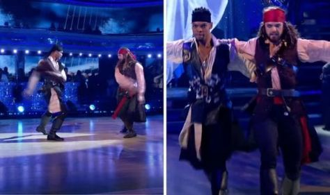 'Impressive': Strictly's John & Johannes have the 'perfect chemistry' to 'power to a win'