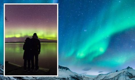 Northern Lights time: The best time to see the aurora borealis in the UK TONIGHT