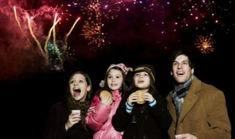 London New Year's Eve fireworks CANCELLED - where you CAN watch fireworks this year