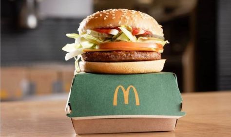 McDonalds vegan McPlant burger rolled out to 250 locations - Where to buy from today