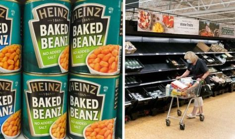 Cost of most popular supermarket products could soar before Christmas - full list
