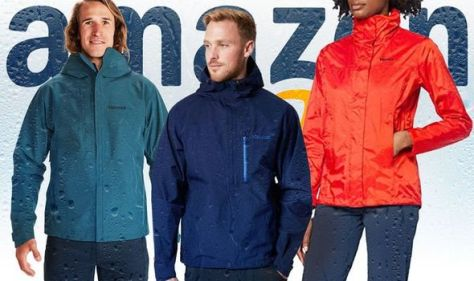 Marmot waterproof jacket sale - save up to 45% on rain jackets