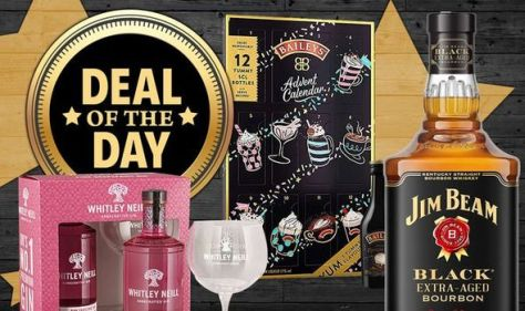 40% slashed off Johnnie Walker, Baileys, and more in Amazon's early Christmas sale