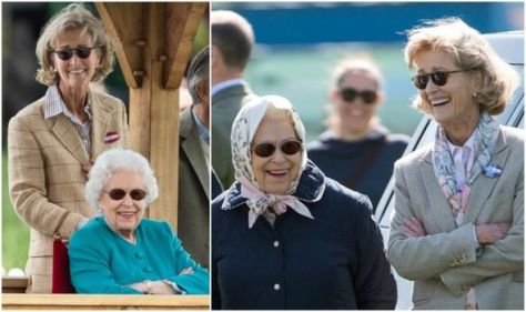 The Queen's best friends: Who are Her Majesty's closest confidantes in friendship group?